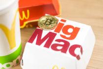 Bitcoin-McDonald's