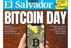 bitcoin llega a El Salvador y no aparece la chivo wallet