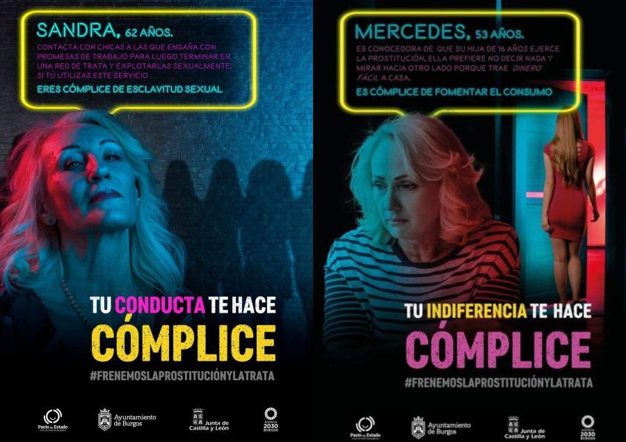 campaña de publicidad contra la prostitución en españa