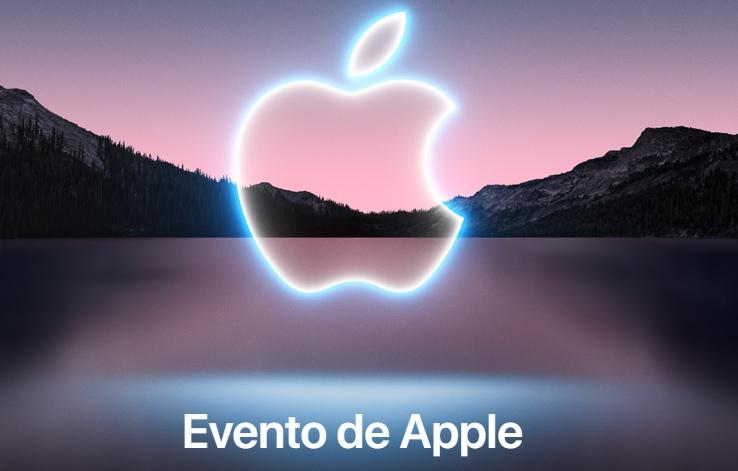 evento de apple 15 de septiembre