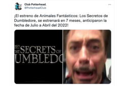 los secretos de dumbledore