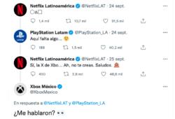 xbox playstation netflix