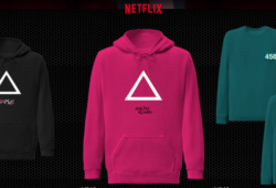 walmart netflix merchandising