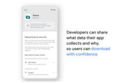 cambios en Google Play