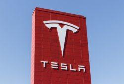 Tesla a Texas